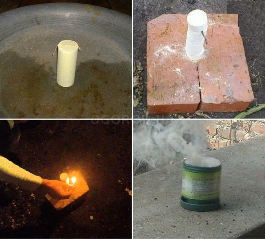дымовая шашка для погреба инструкция