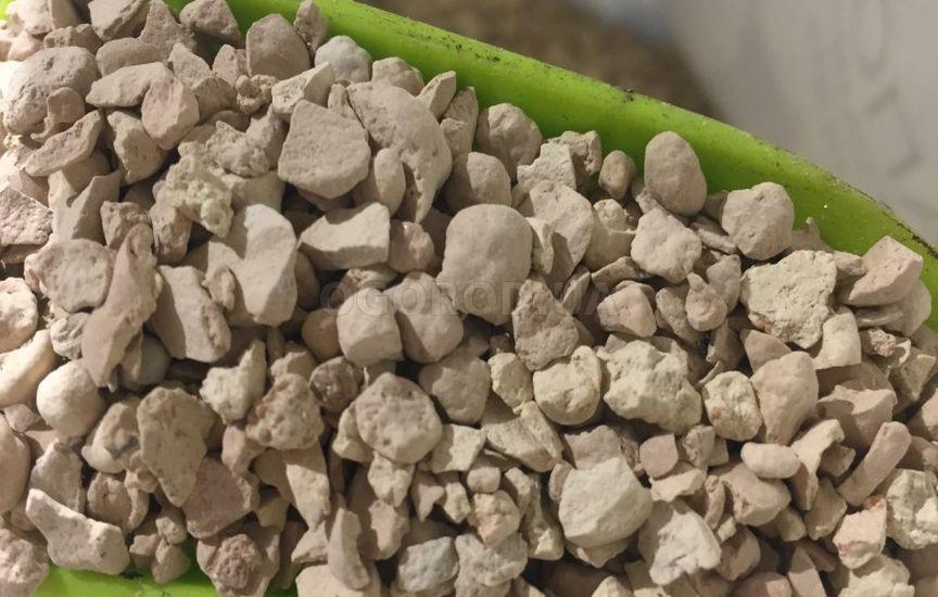 Цеолит является эффективным очистителем водоемов