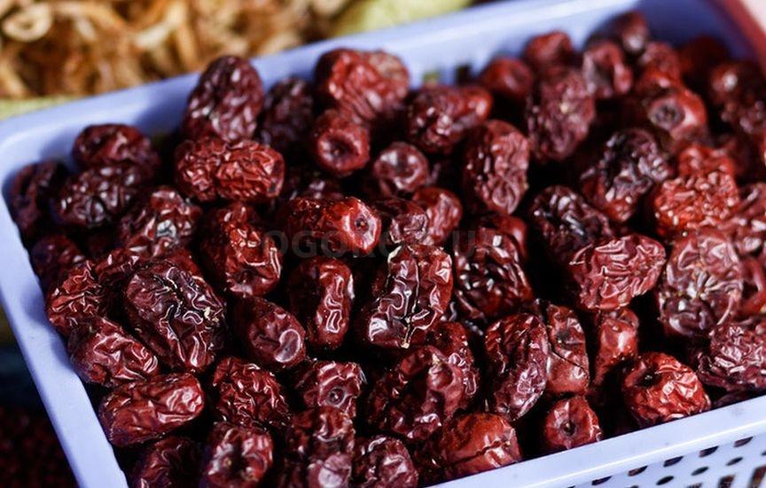 Сухие плоды зизифуса