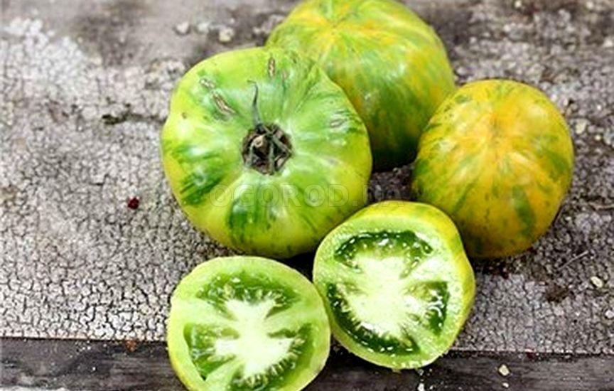 Томат «Зелёный перец»