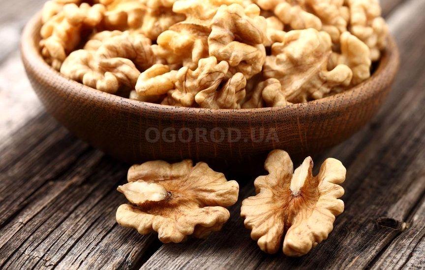 Суточная норма орехов в день для мужчины