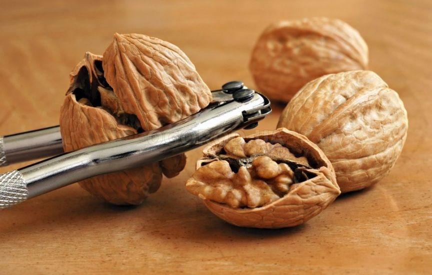 Грецкие орехи в спортивном и диетическом питании