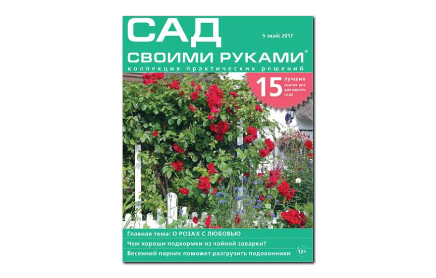 Как читать журнал сад своими руками