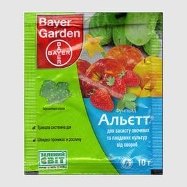 Альетт - фунгицид, ТМ Bayer Garden - 10 грамм