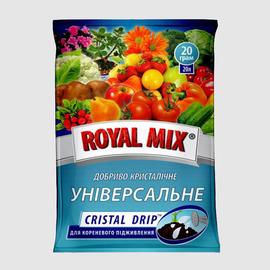 Удобрение кристаллическое Royal Mix универсальное, ТМ Удобрение кристаллическое Royal Mix универсальное