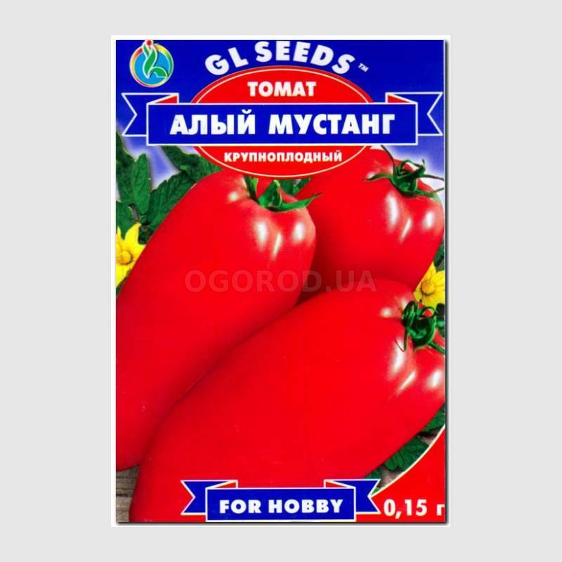 Семена томата «Алый мустанг», TM GL Seeds - 0,15 грамм