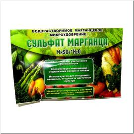 Сульфат марганца, ТМ Chemisky co., LTD - 30 грамм