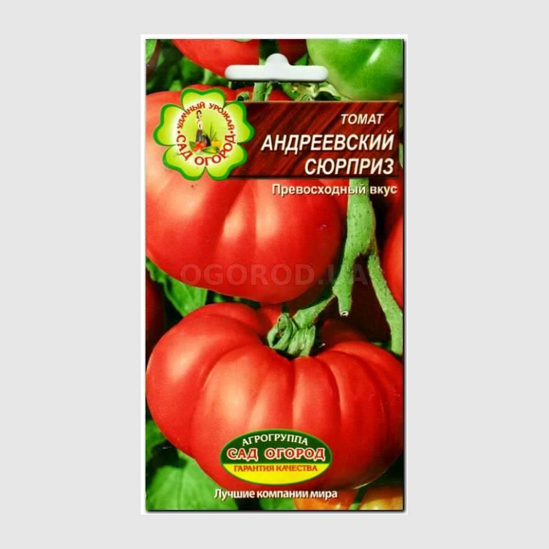 андреевский сюрприз томат фото отзывы современный